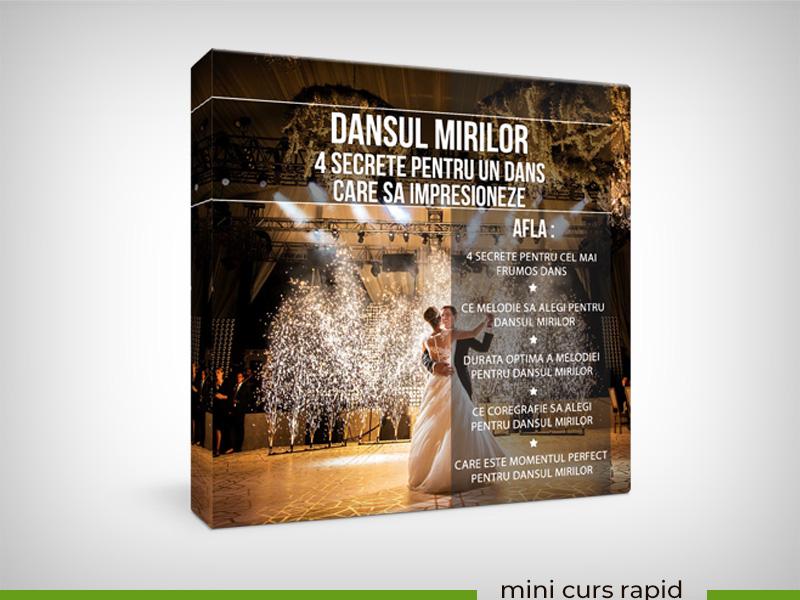 WEDDING MASTERY - MAC Florea - ADEVARUL DESPRE DANSUL MIRILOR