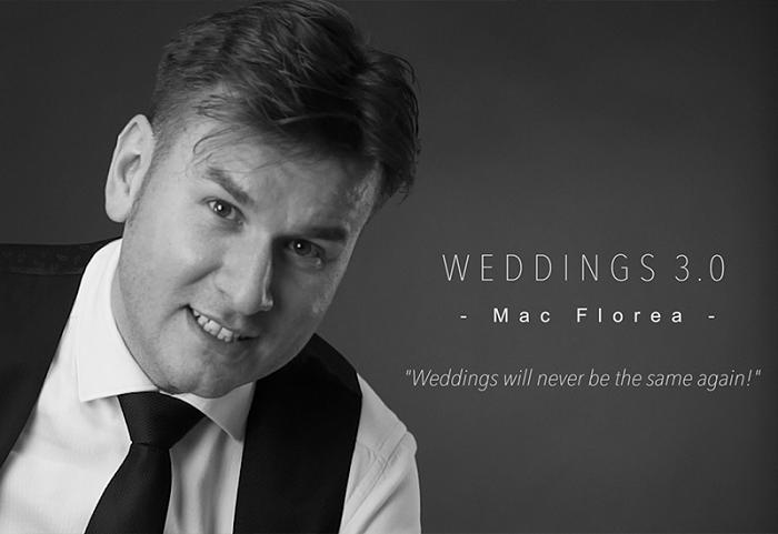 WEDDING MASTERY - Weddings 3.0 - by MAC Florea