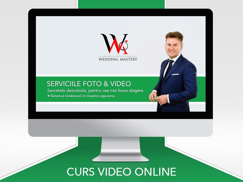 WEDDING MASTERY - MAC Florea - Serviciile foto si video