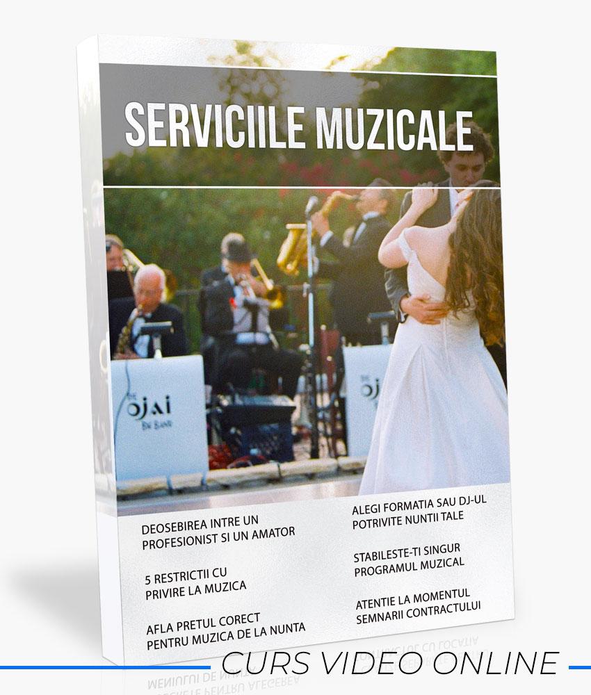 WEDDING MASTERY - Serviciile muzicale de nunta