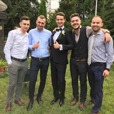 Testimoniale WEDDING MASTERY - MAC Florea - Dinescu Mihai Razvan - Bucuresti