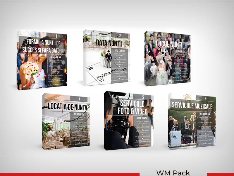 WEDDING MASTERY - Wedding Mastery Pack